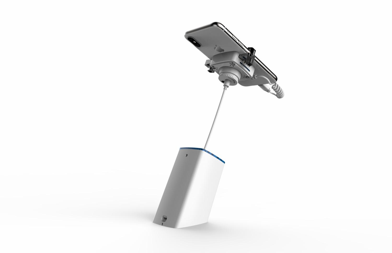 IR Remote điều khiển điện thoại di động hiển thị đứng bảo mật